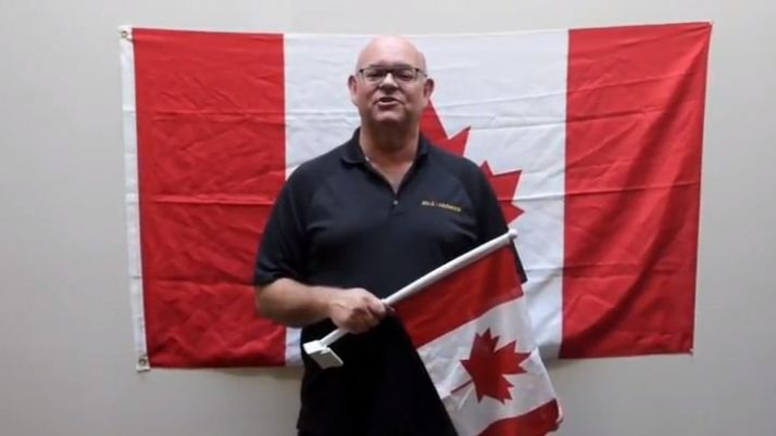 Happy 150th Birthday Canada | Mr. Locksmith Automotive